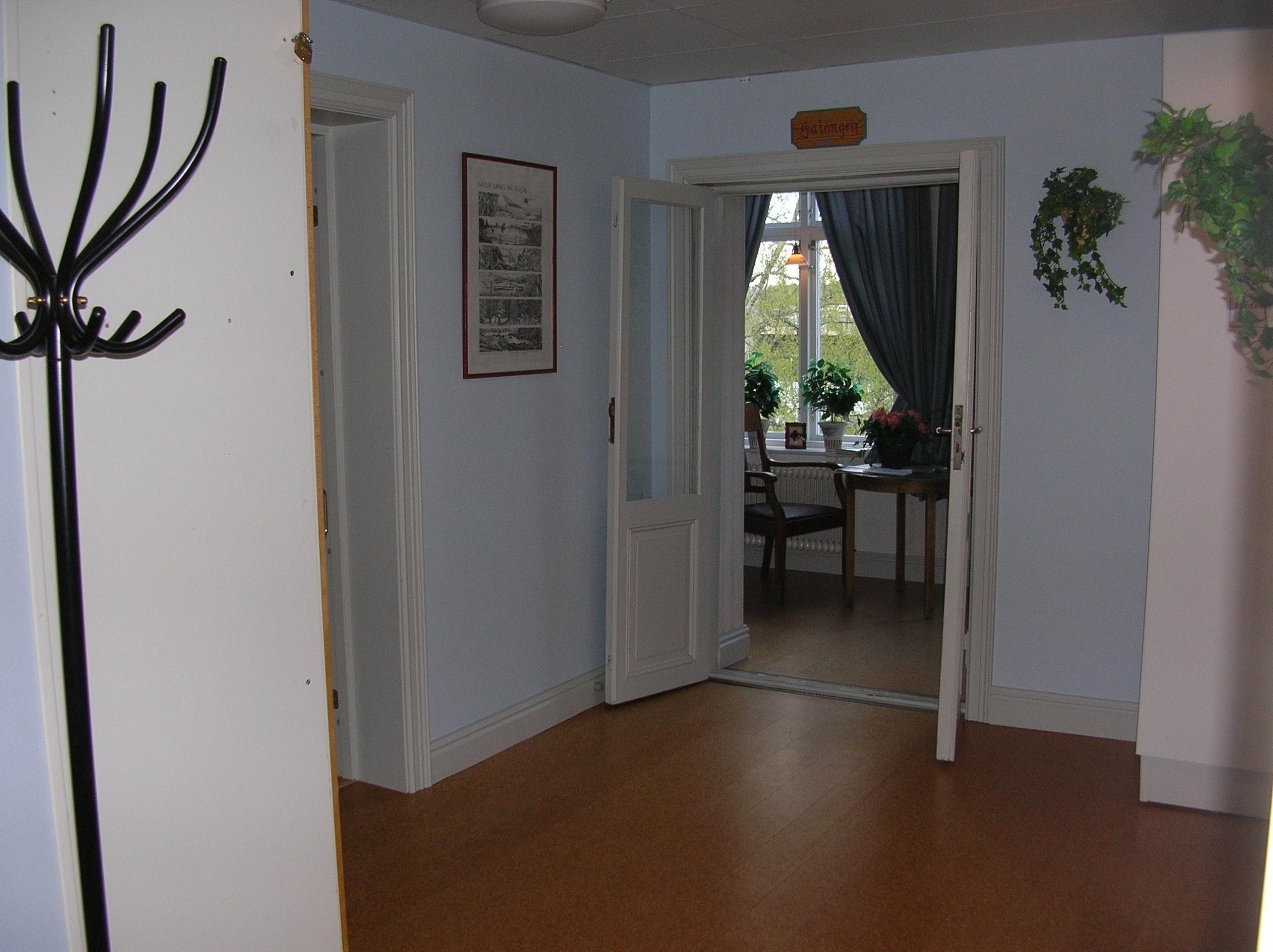 Strömsborg vandrarhem. Älvhuset