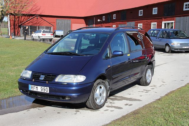 Seat Alhambra/VW Sharan/Ford Galaxy