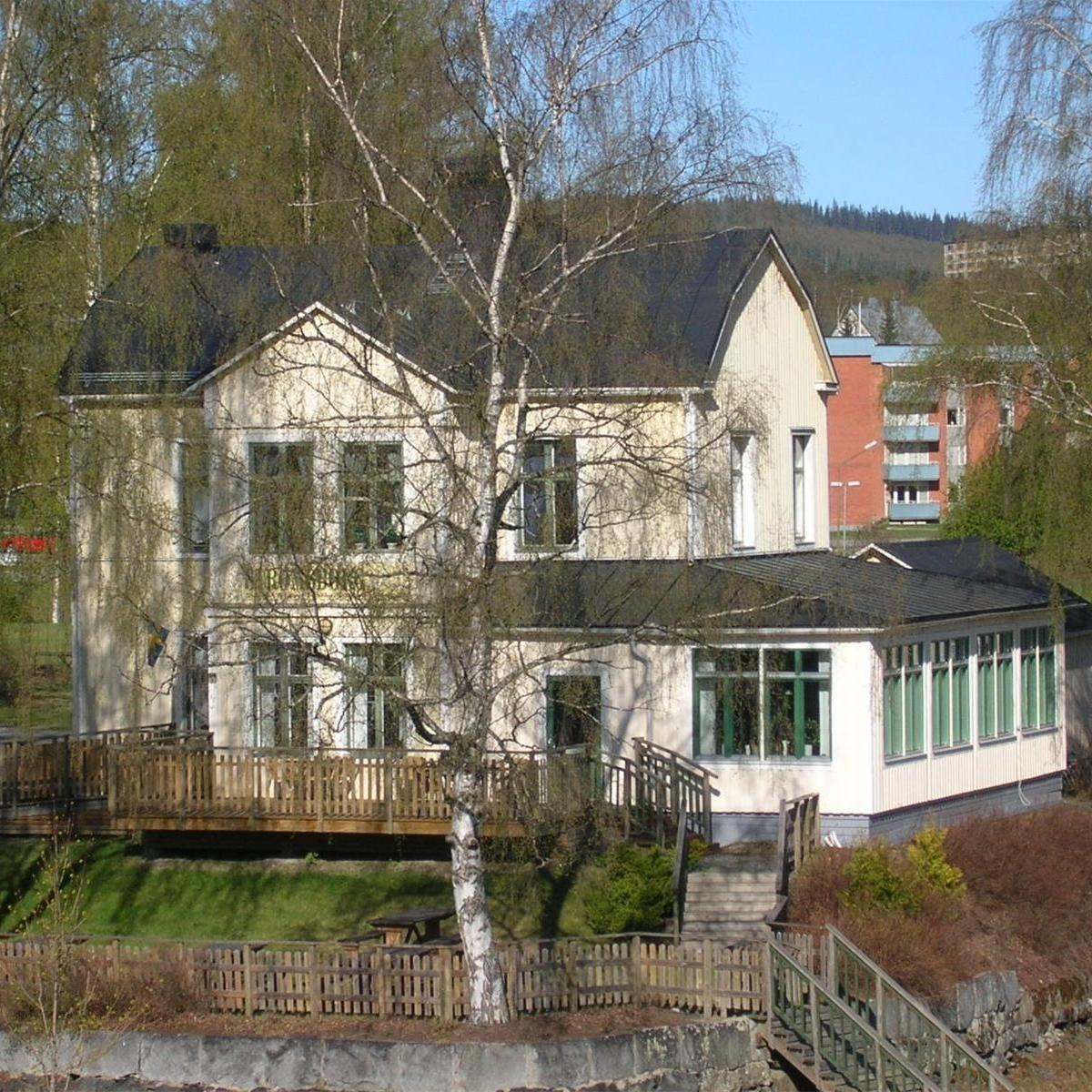Strömsborg Hostel