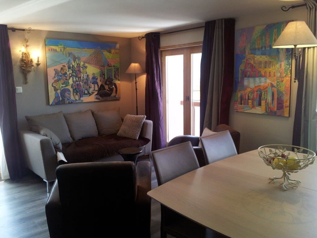 Chalet 3 Rooms 5 Pers / ESCAREL 1