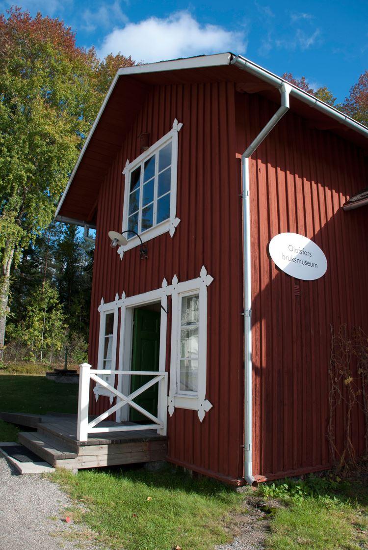 Elizabet Westerlund,  © Nordmalings kommun, Olofsfors Bruksmuseum