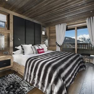 6 rooms 10 people / CHALET L'OR BLANC (Mountain of Exception)