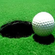 Golf/Fussballgolf bei Rockatorp Golf