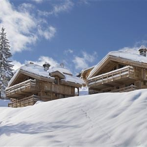 6 rooms 10 people / CHALET M (Mountain of Exception)