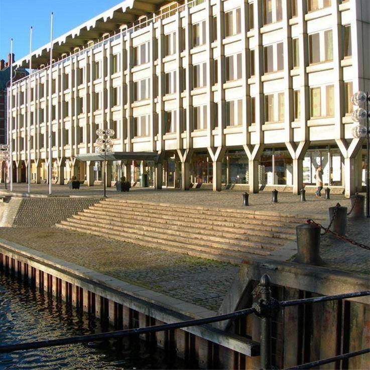 Foto: Turistbyrån Landskrona - Ven , Landskrona stadshus