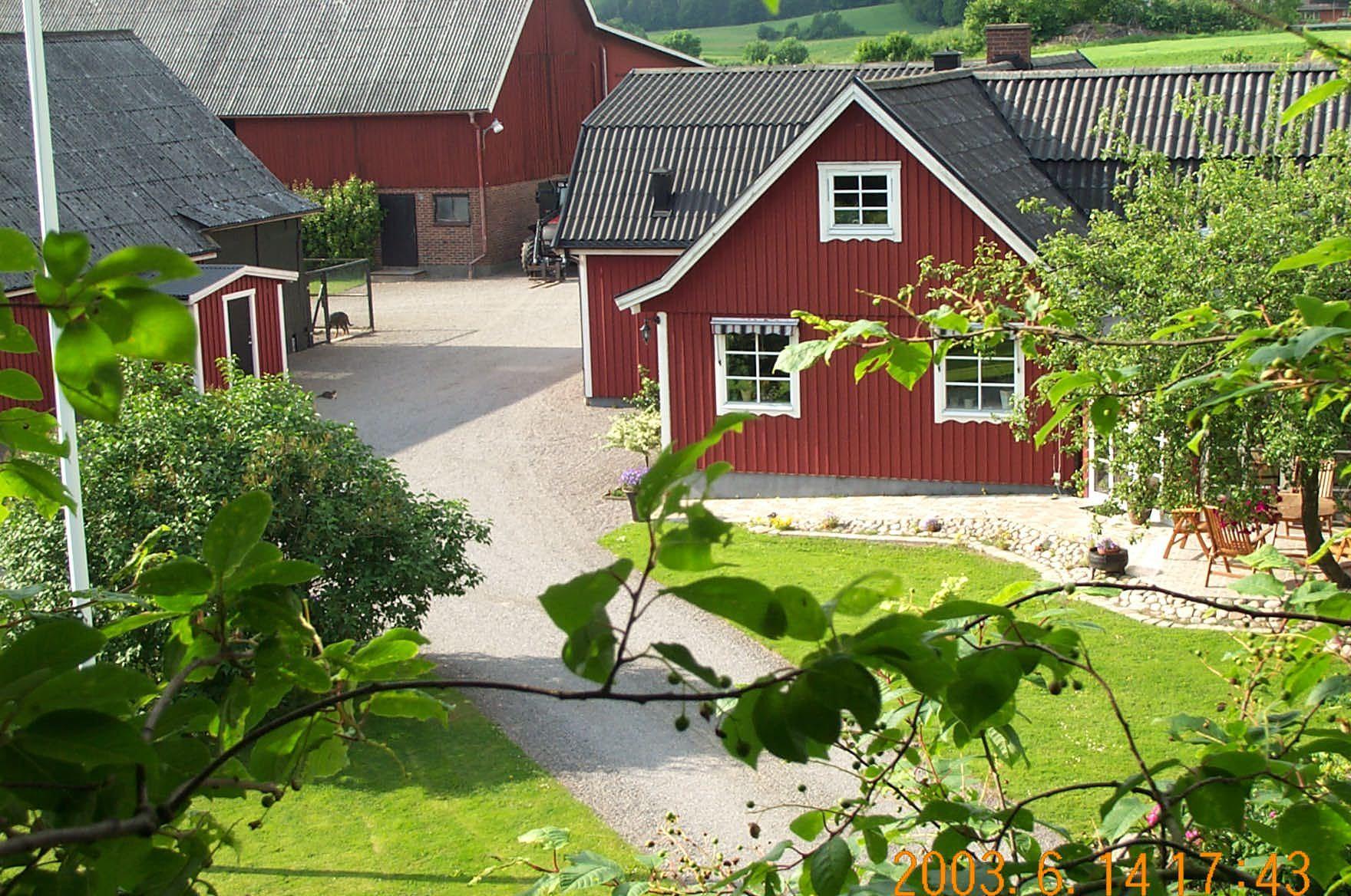 Boende - Båstad (Ekhems gård)