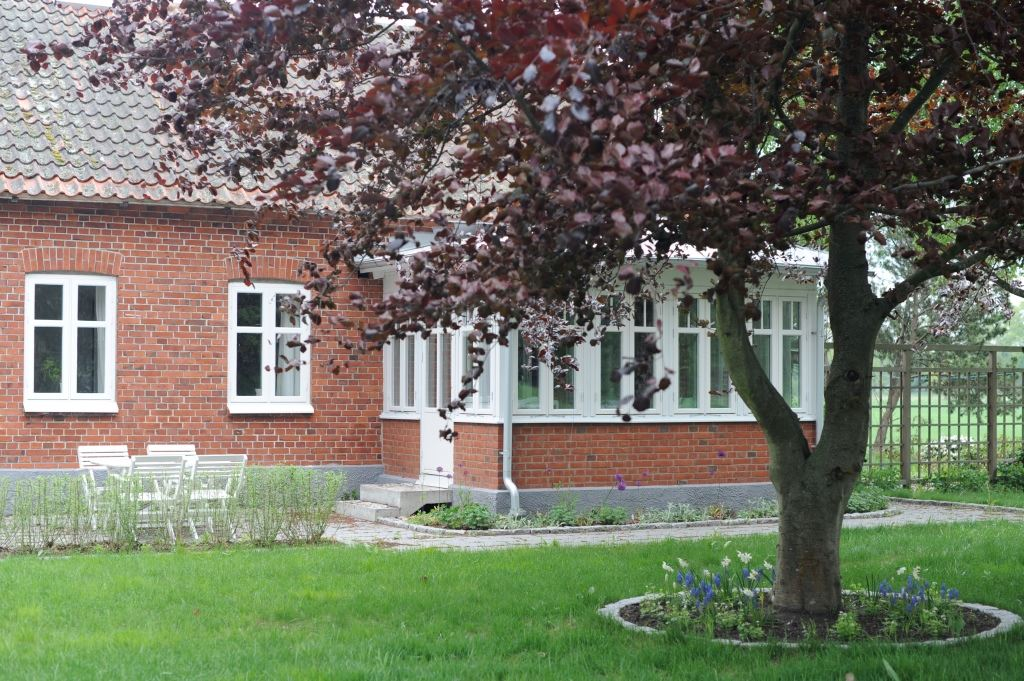 Björkelunds Logi & Trädgård