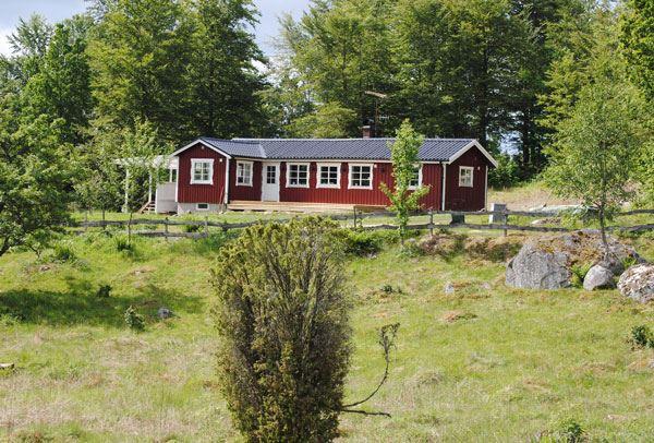 Ferienhaus 06 - Enebacken - Kalvshults gård - Käja och Roland Haraldsson