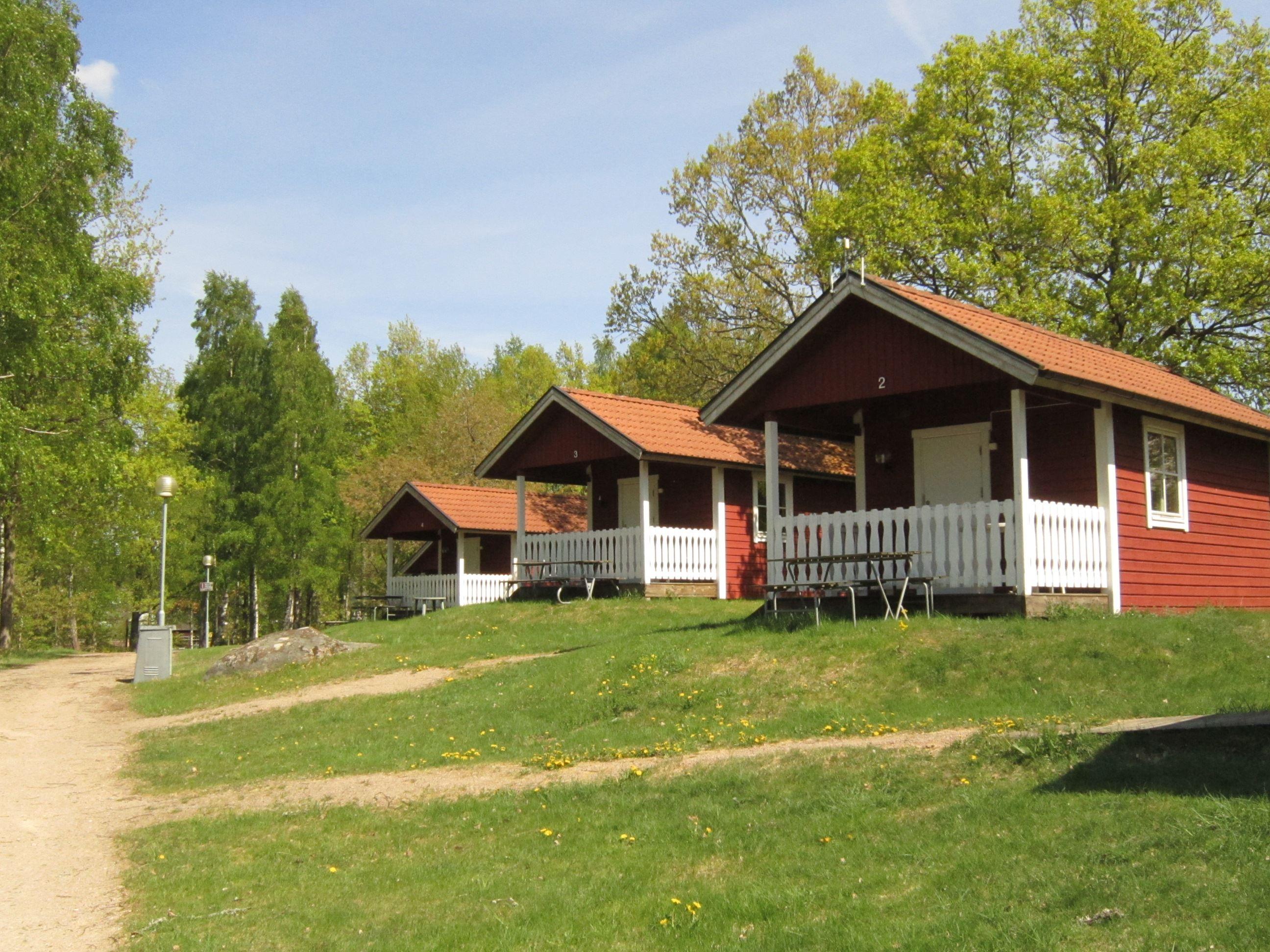 Osby Camping / Stugor