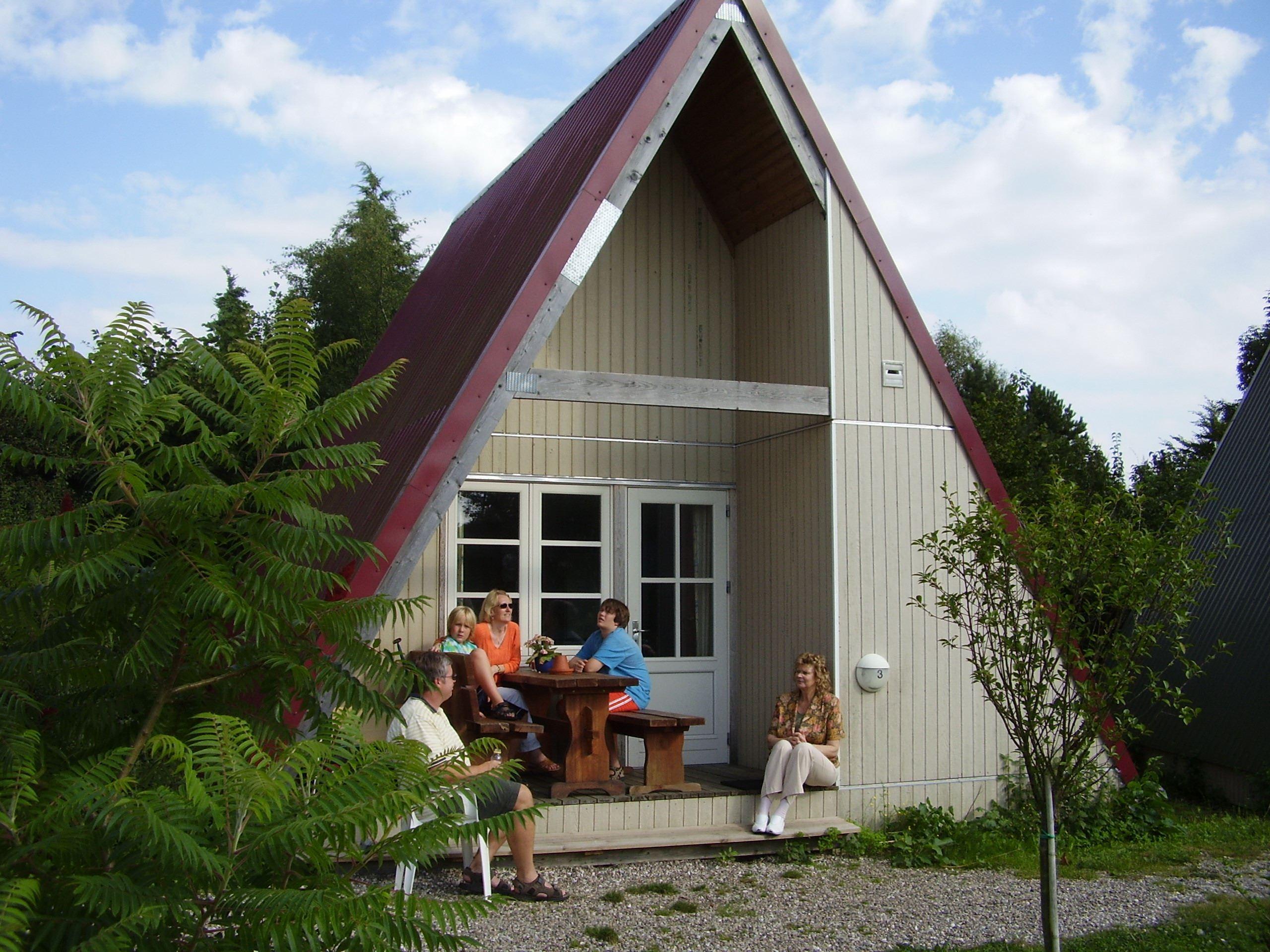 Danhostel Vollerup Universe cottage