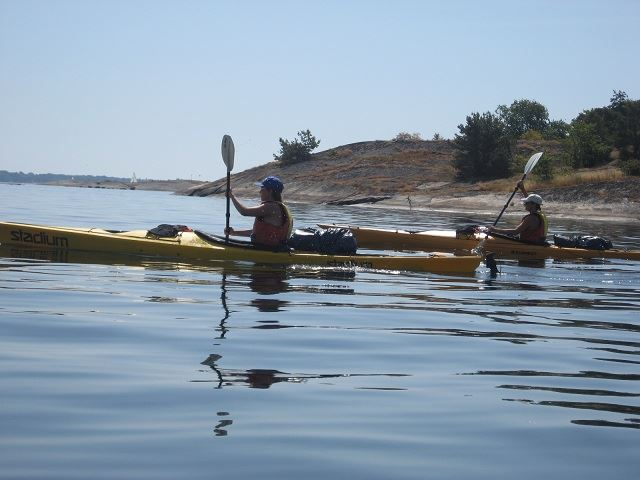 Multisport & Adventure in the archipelago of Karlskrona.