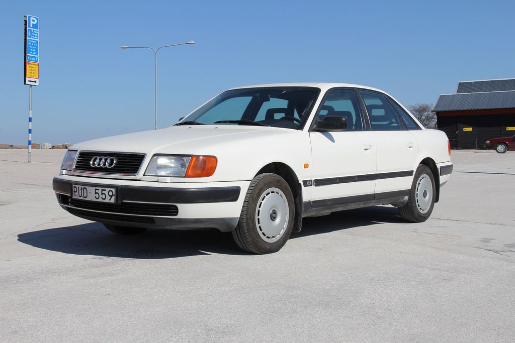 Audi 100 - Manuell