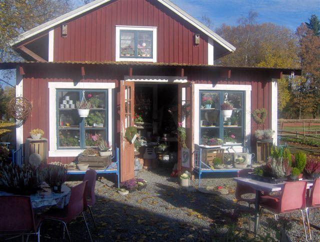 Broaskogs  Gårdsbutik och café