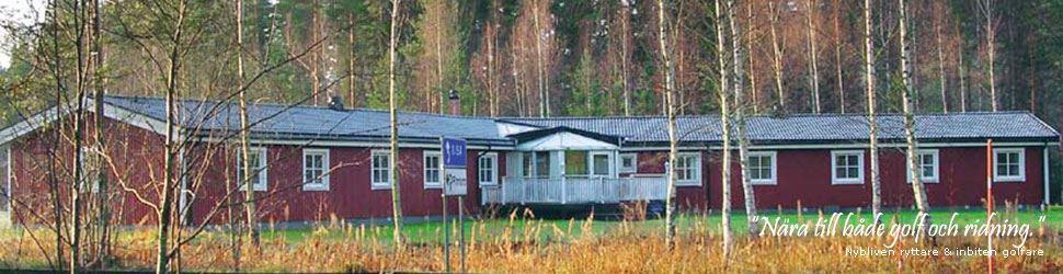 Föllinge hotell i Kisa.