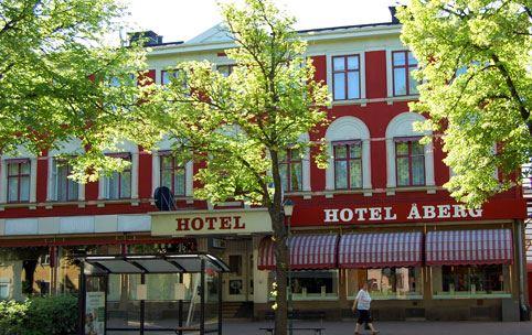 Entré Hotel Åberg