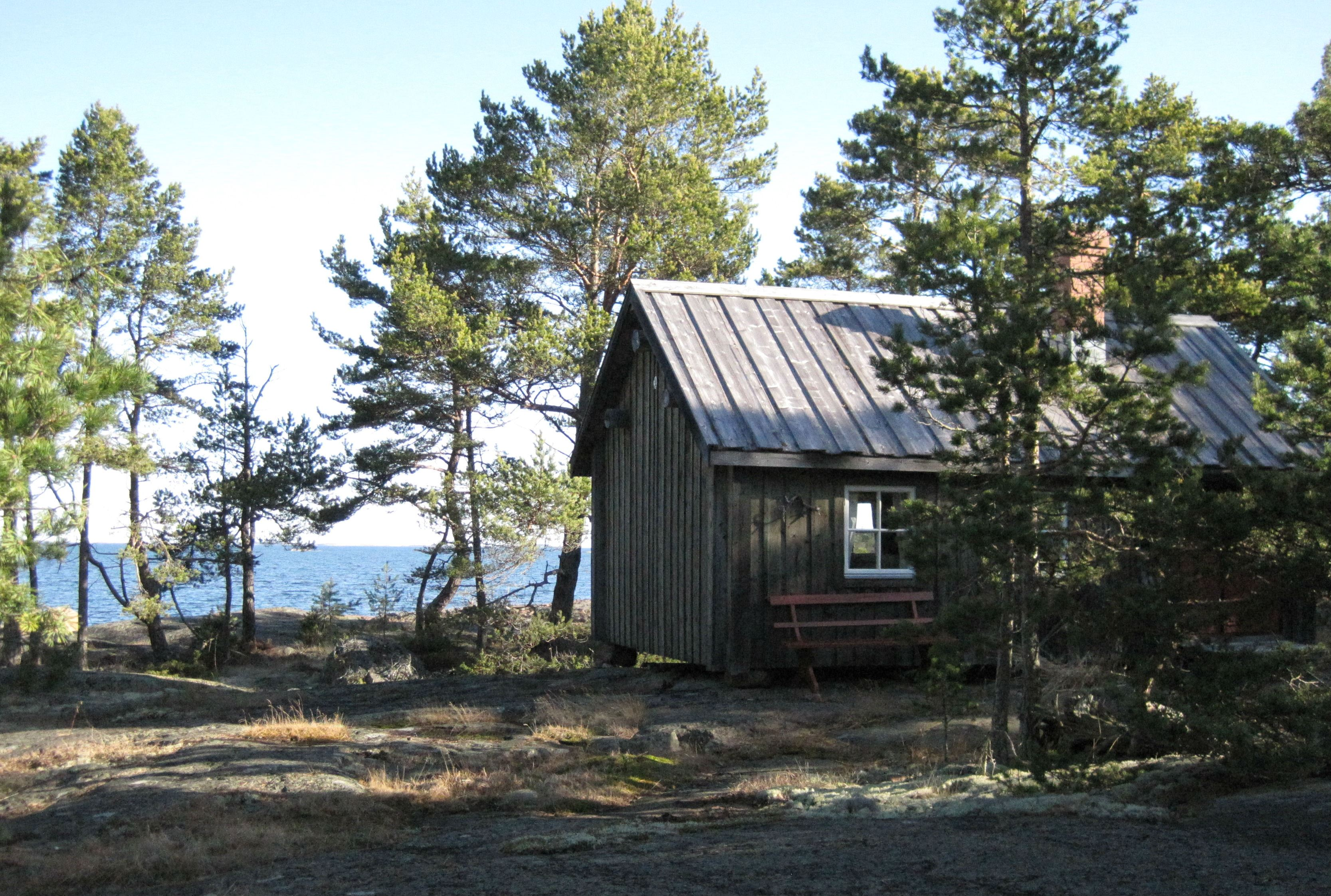 The Hermit Cottage on Sviskär Island, Silverskär