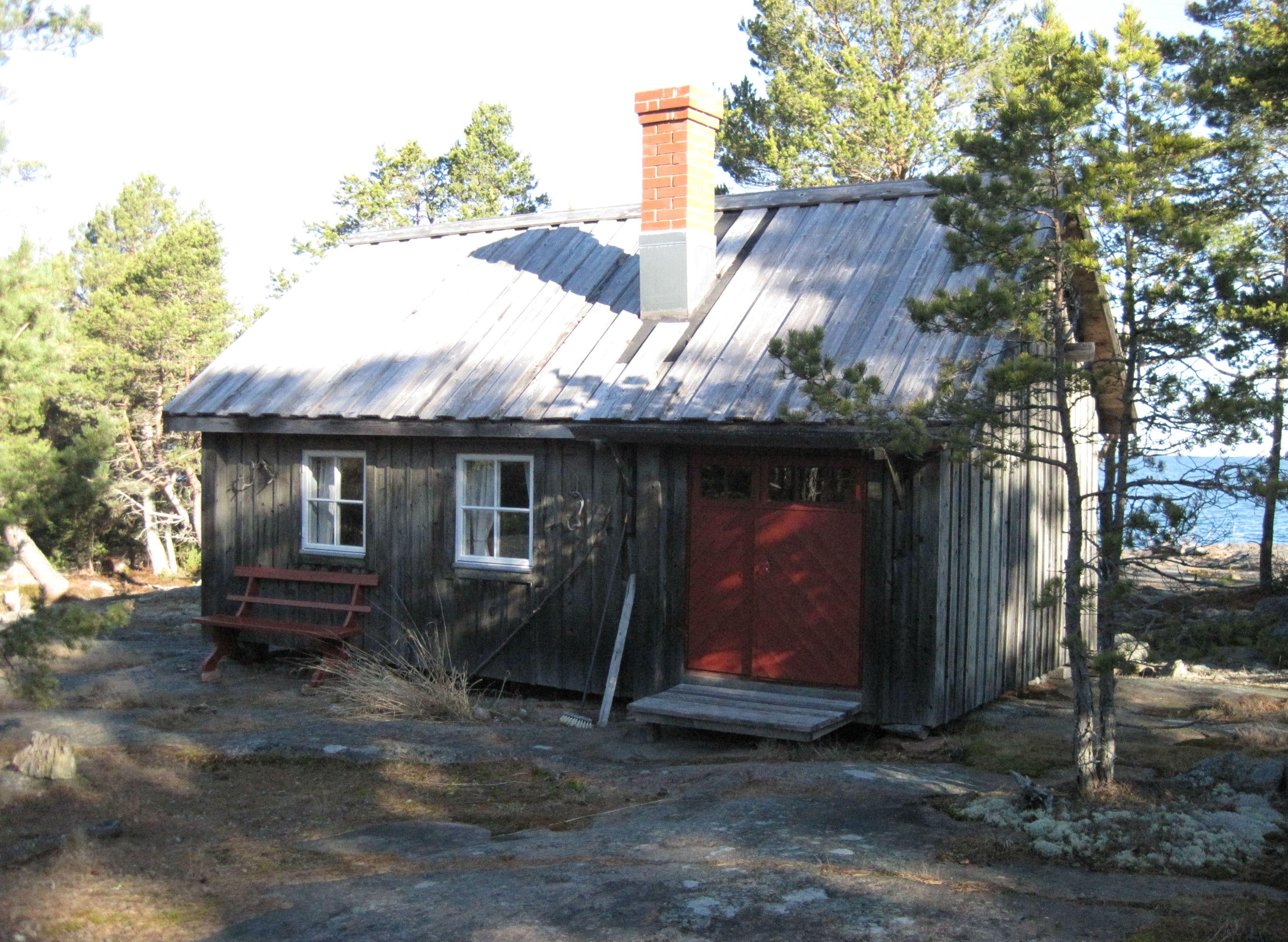 The Hermit Cottage on Sviskär Island, Silverskär