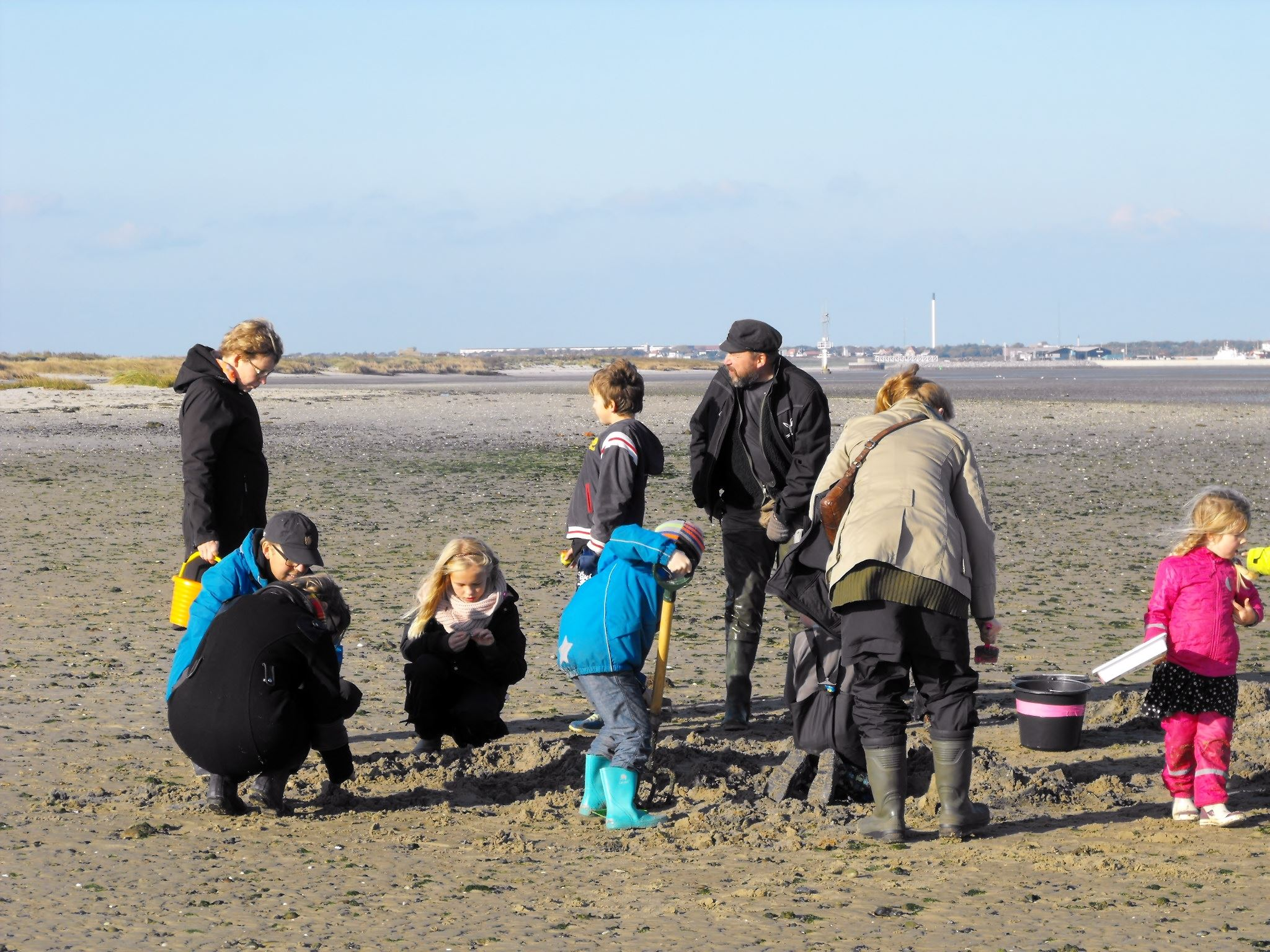 Wadden Hike for children