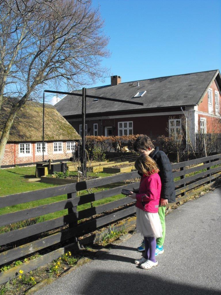 Byvandring i Nordby ved Strandskaden