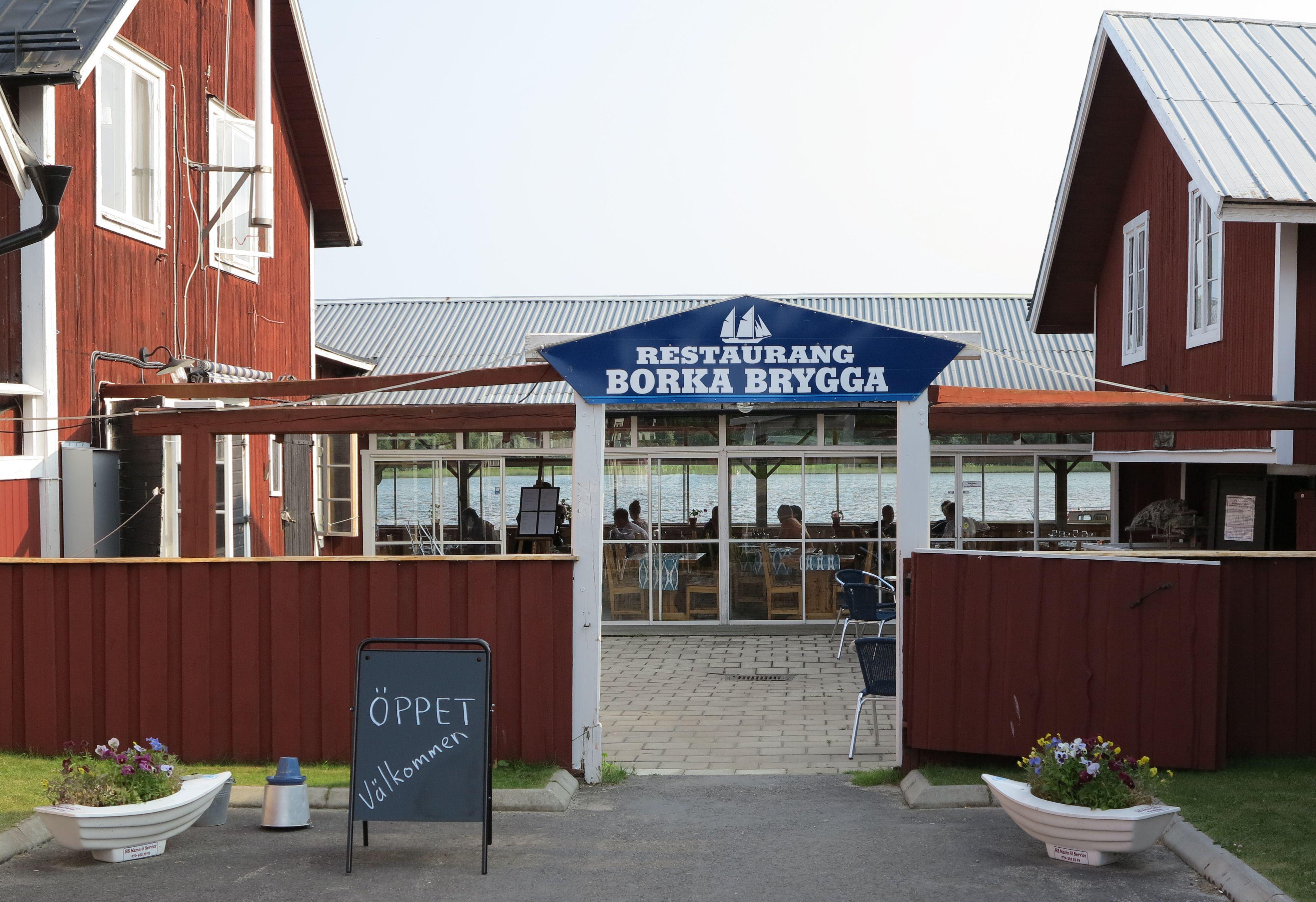 Borka Brygga