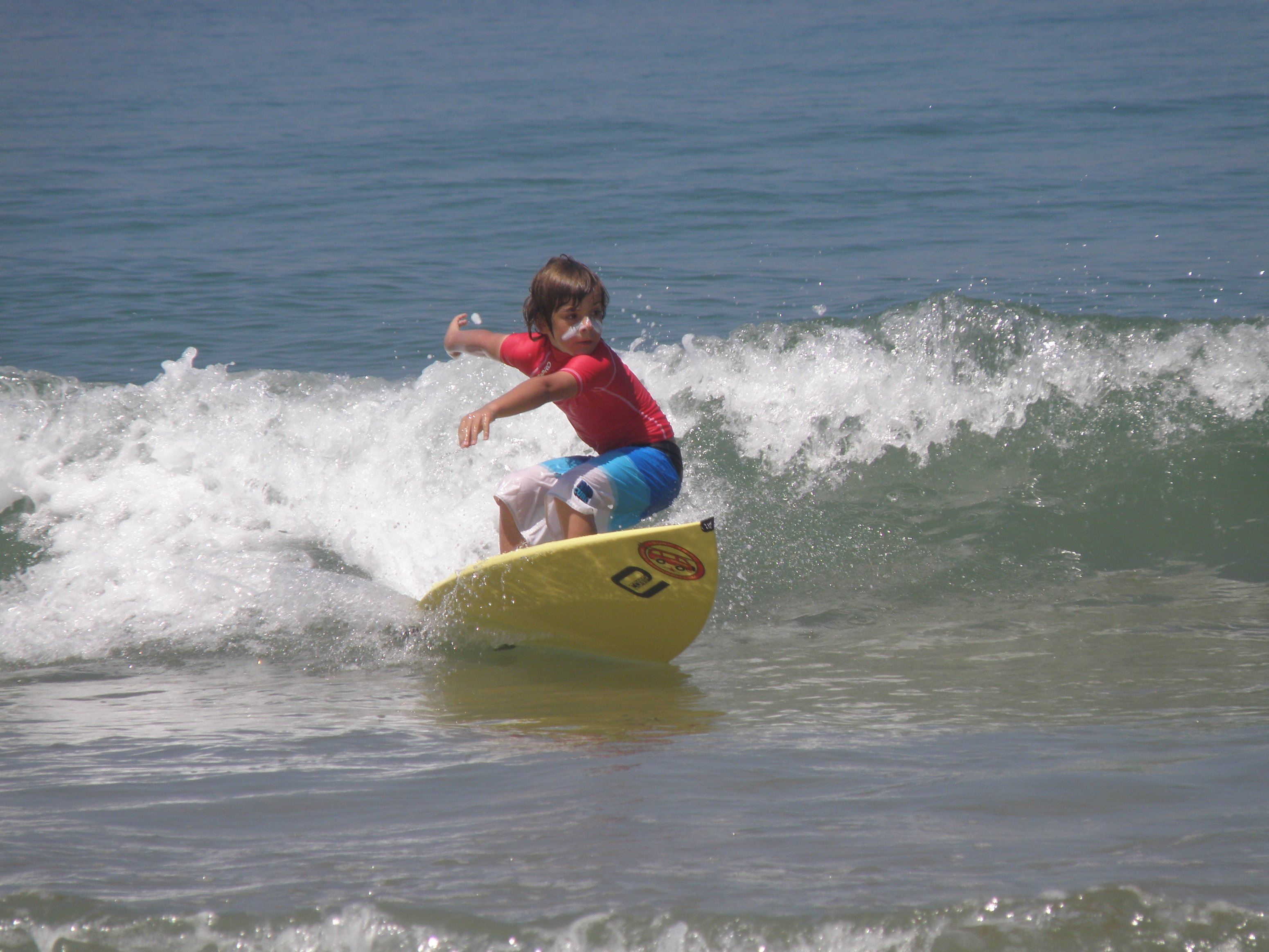 Lagoondy Surf School, Côte des Basques beach, Biarritz