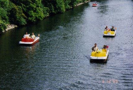 City Boats / Trampbåtarna