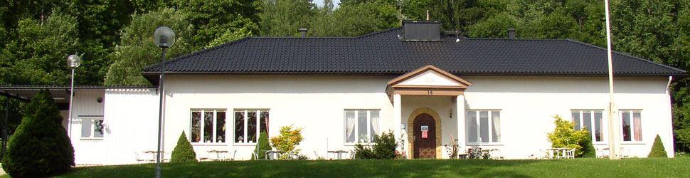 Ekebergs Värdshus, exteriört.