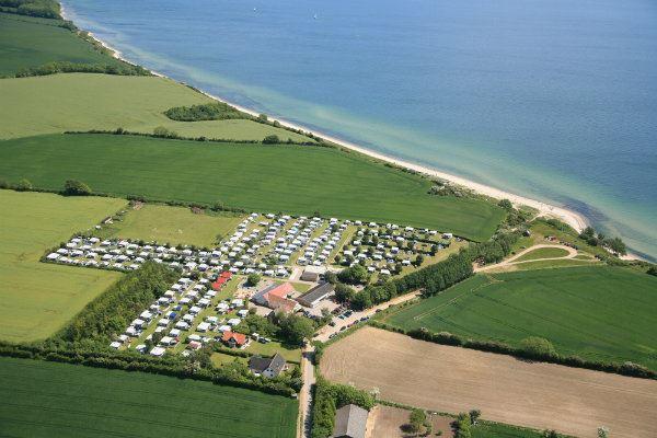 Halk Strand Camping
