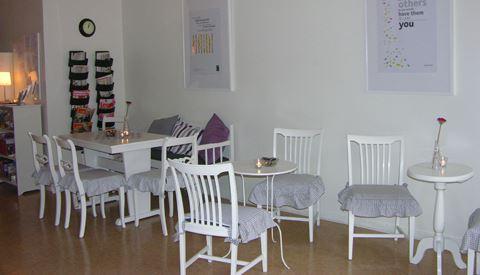 Café Lyktan interiör