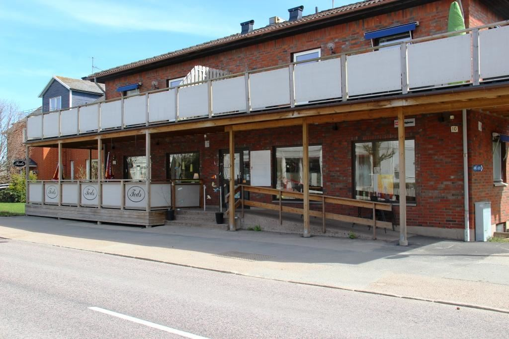 Charlotta Ericsson, Vaggeryds kommun, Ted´s sandwichshop in Skillingaryd (Teds smörgåsbutik)