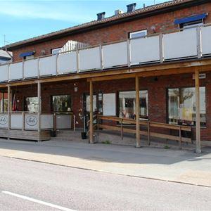Charlotta Ericsson, Vaggeryds kommun, Teds smörgåsbutik