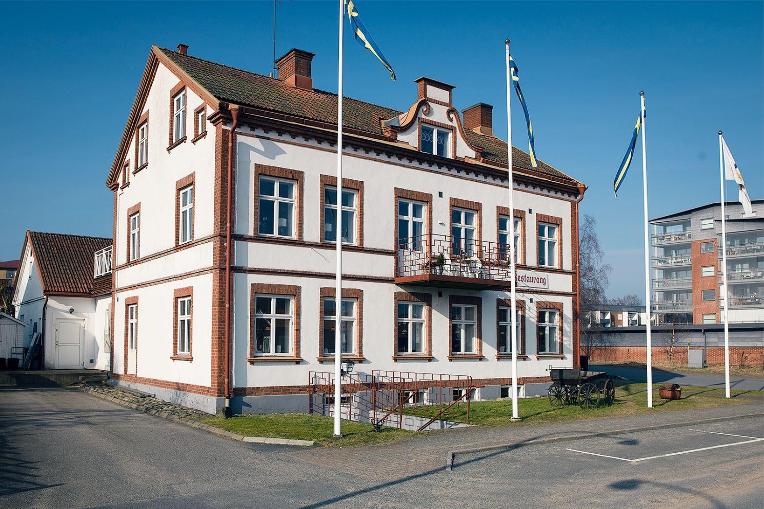 Järnvägshotellet - restaurang & catering i Skillingaryd