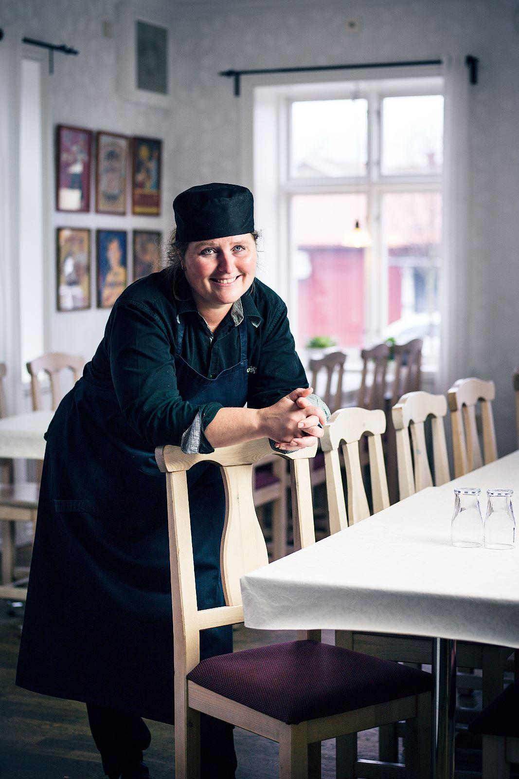 Anna Sköld, Järnvägshotellet - Madeleine