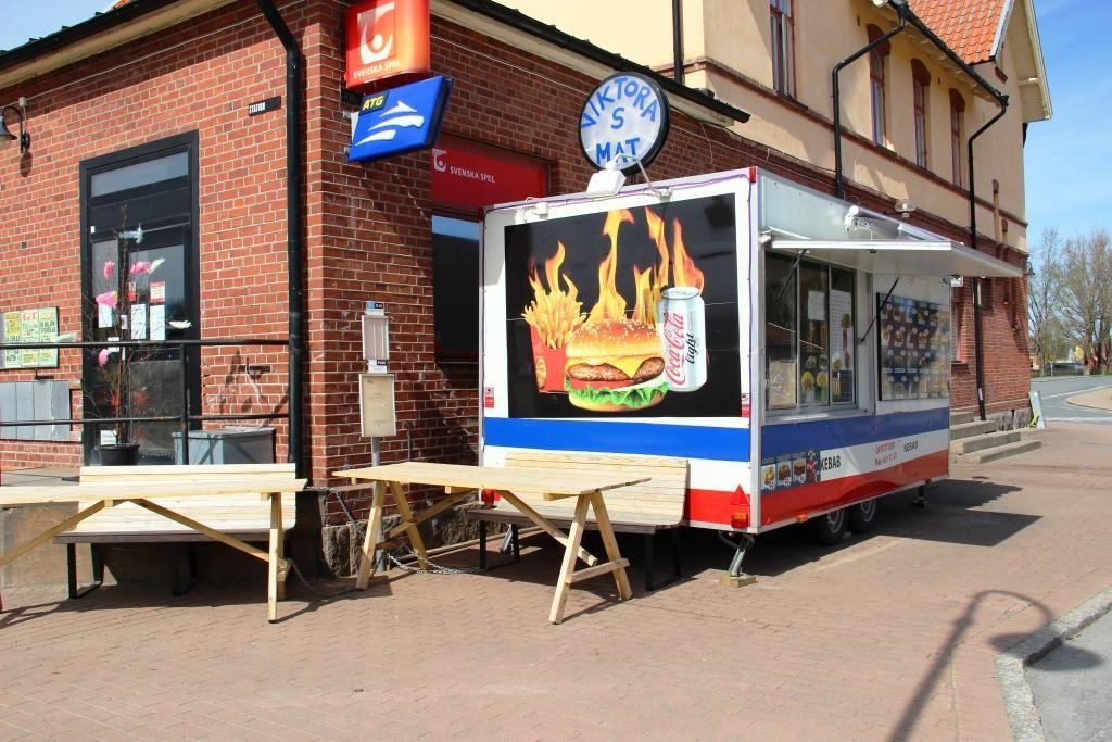 Charlotta Ericsson, Vaggeryds kommun, Viktorias food (mat) in Skillingaryd