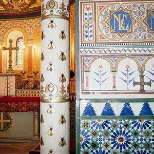 La Chapelle Impériale / Biarritz