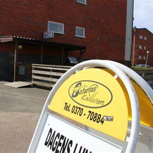 Charlotta Ericsson, Vaggeryds kommun, Saturnuskällaren
