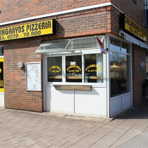 Charlotta Ericsson, Vaggeryds kommun, Skillingeryds Pizzeria