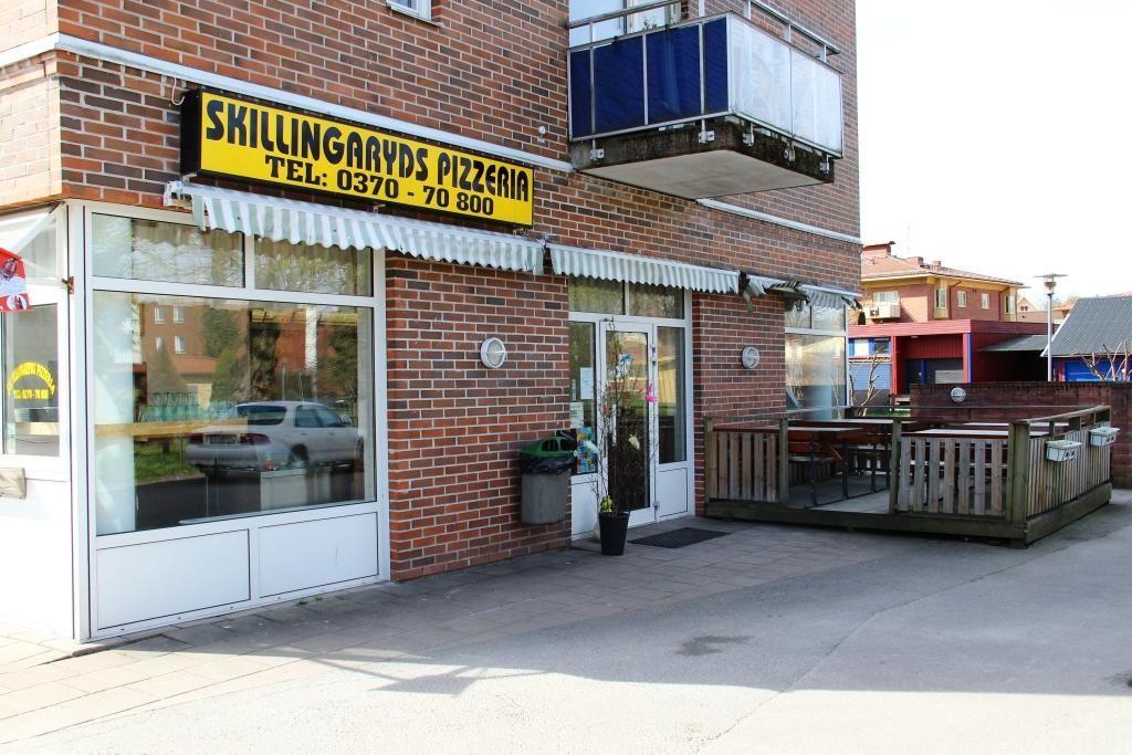 Charlotta Ericsson, Vaggeryds kommun, Skillingaryds Pizzeria