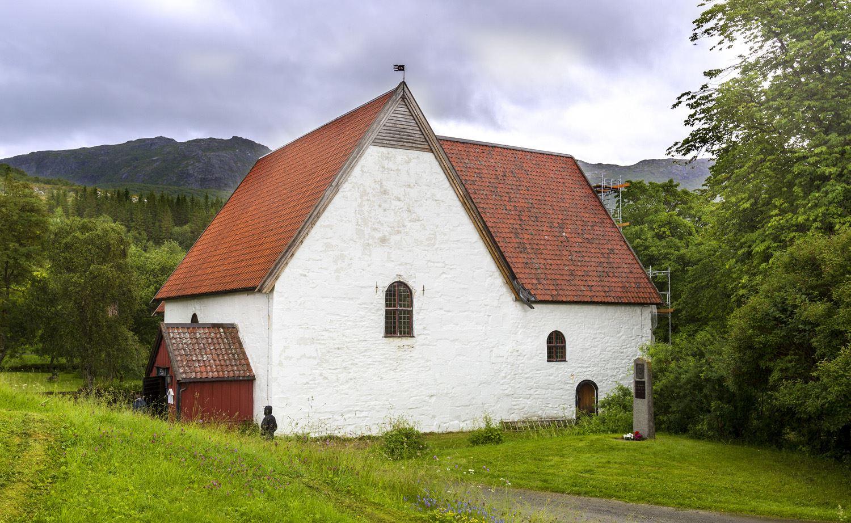 Rune Nilsen / www.visitbodo.com, Gildeskål kirkested