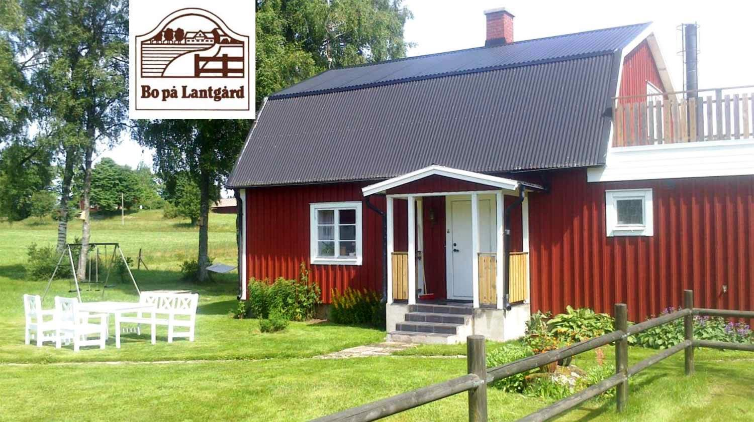 The little house in Älmhult