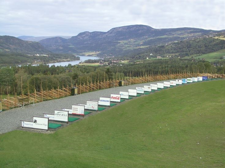 Hafjell Golf - golf course in Lillehammer region