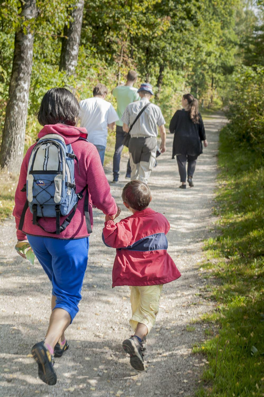 Foto: Sofie Persson, Promenad i Skrylle