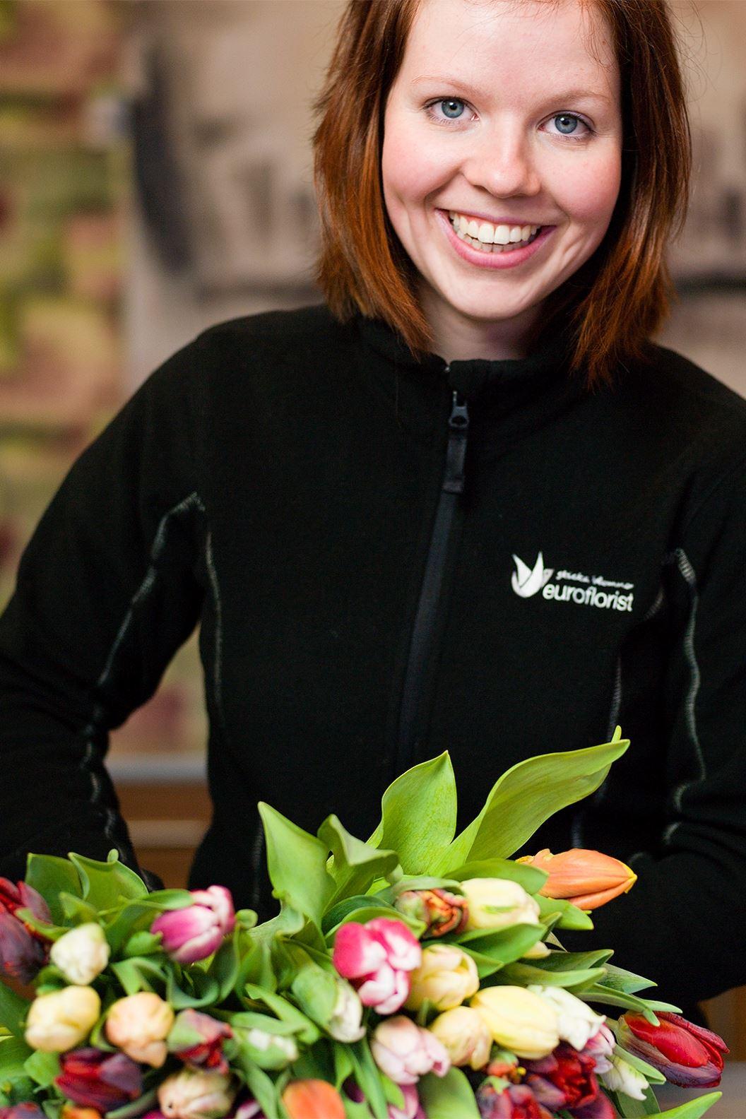 Anna Sköld, Skillingaryds Blomsterhandel - Linnea Möllås