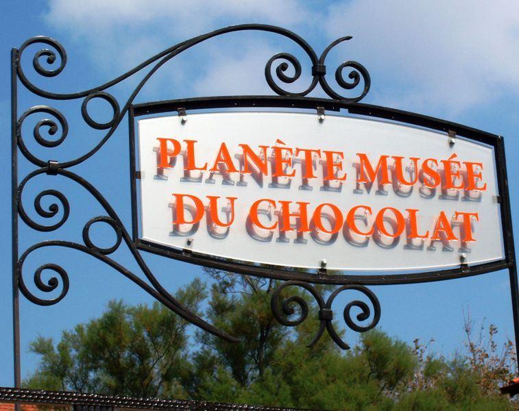 Planète Musée du Chocolat / Biarritz