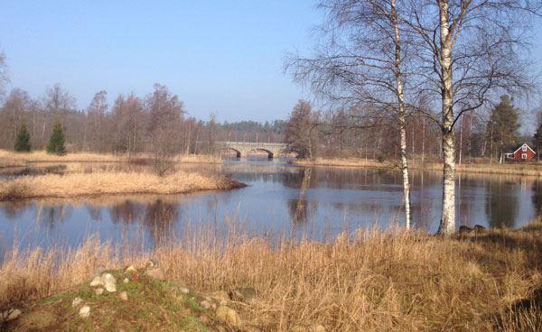 Fishing licence - Lake Hallaryd/Visseltofta
