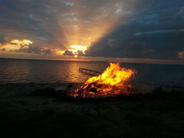Ertebølle Strand Camping