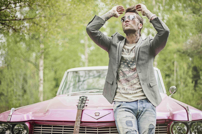 Stefan Dahlqvist, Brolle Rock´n roll on tour
