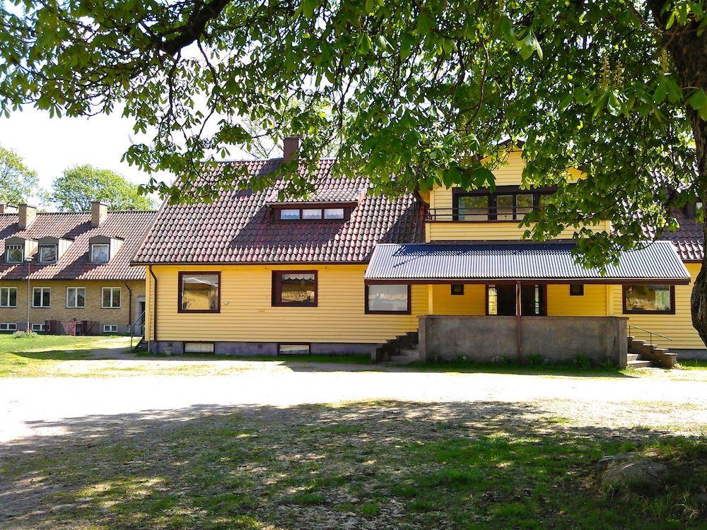 Höjalens Vandrarhem, Höjalen