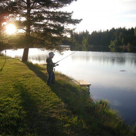 Fiskeupplevelser i Malung Fiskevårdsområde