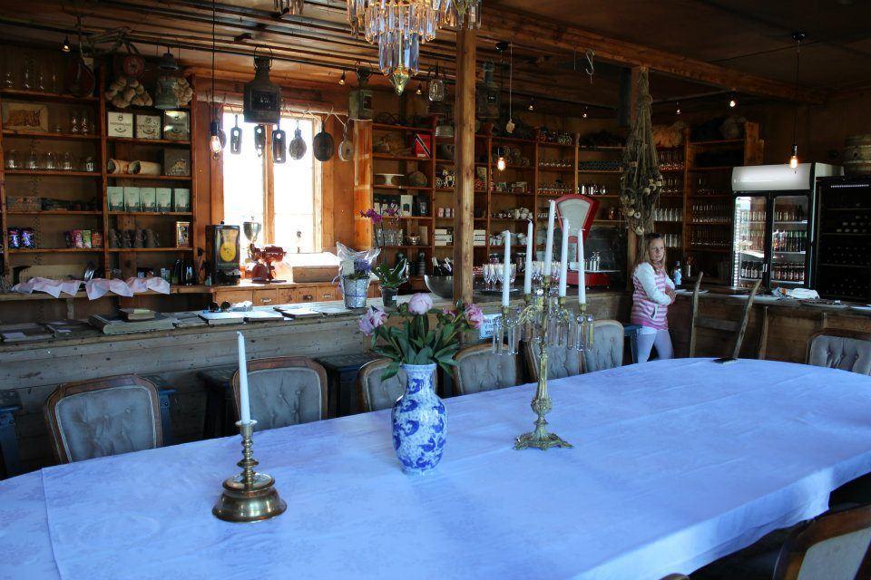 Restaurant Gammelbutikken